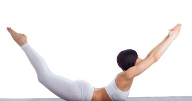 Top 5 Yoga Poses to Ease Back Pain