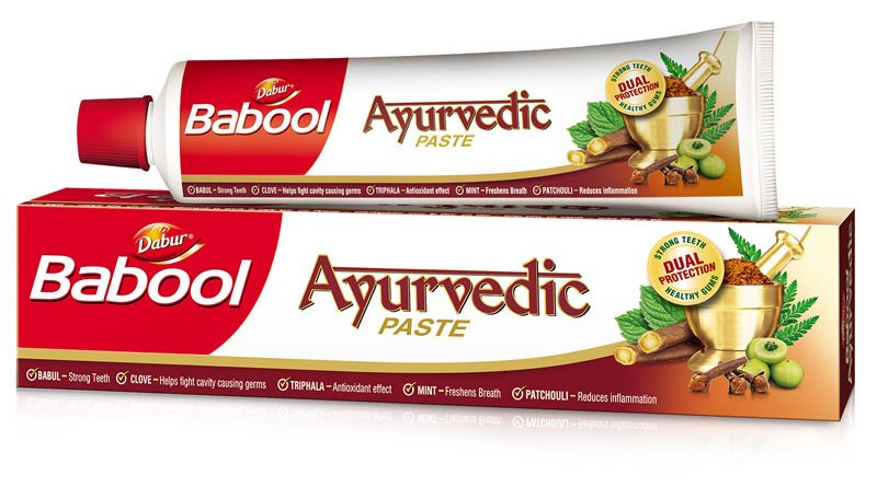 Dabur launches Babool Ayurvedic toothpaste