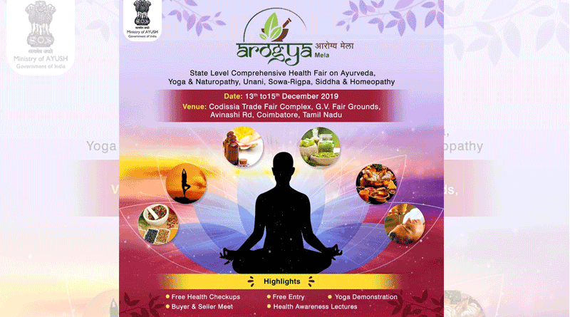 Arogya Mela being organised in TN