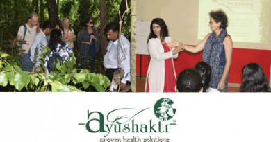Ayushakti Ayurved Hosts International Ayurveda Practitioners for a Week-long Program