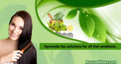 Ayurveda for Hair Care