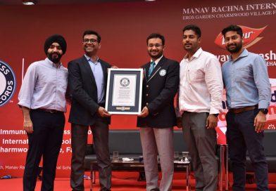 Dabur Chyawanprash sets Guinness World Record